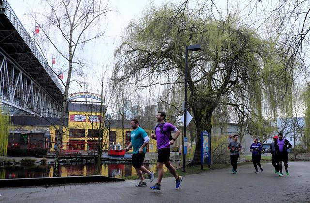 Boost for BMO Vancouver Marathon