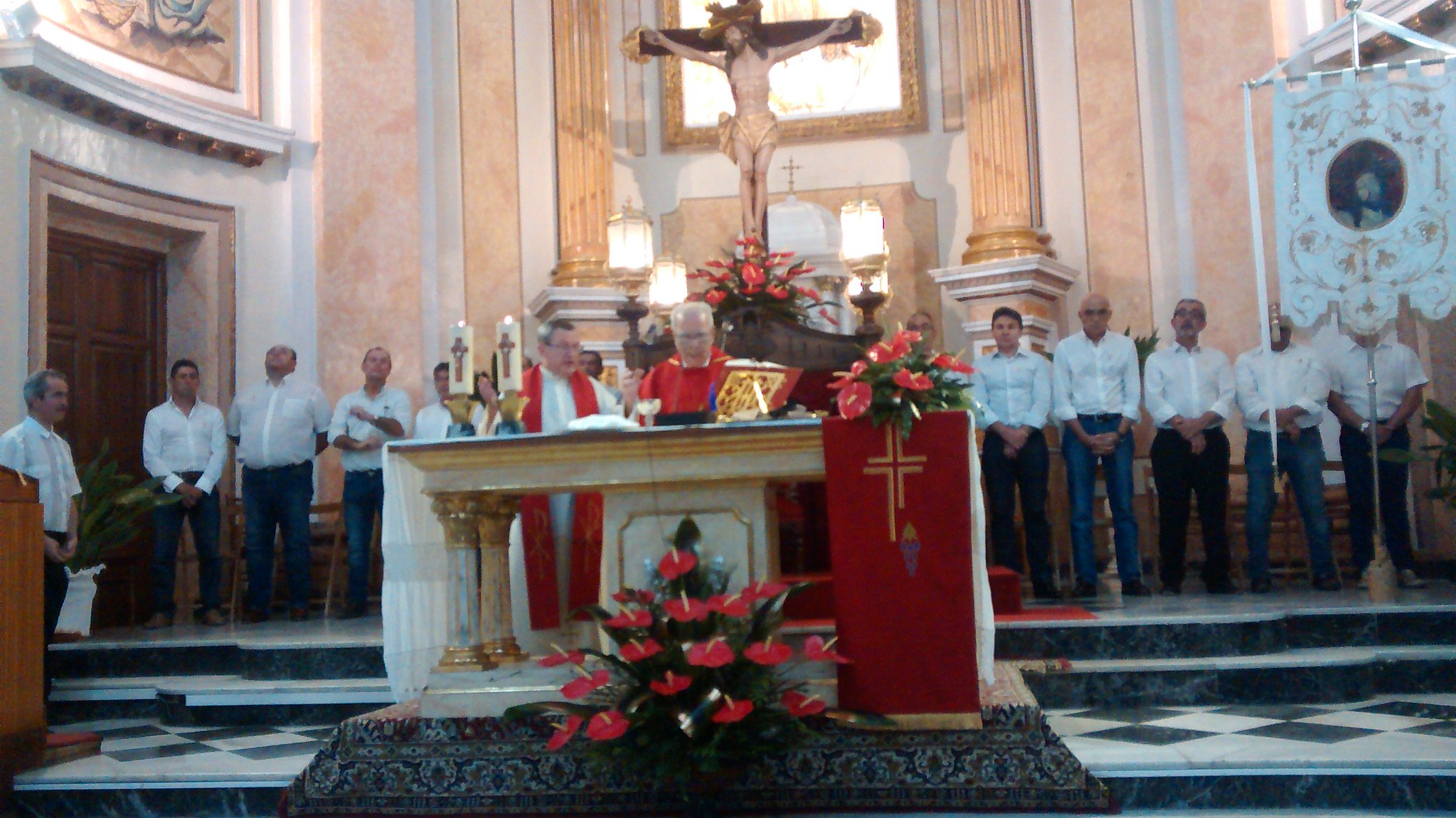 (2016-07-03) - Eucaristía subida del Cristo - José vicente Romero Ripoll (19)