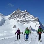 Skitouren-Weekend Jungfraugebiet April 17'