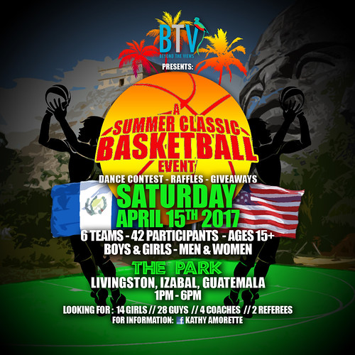 Basketball Tournament Design | by Stokelife Graphics