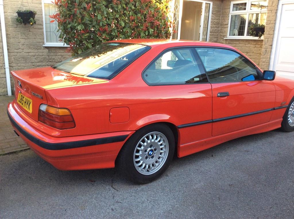 Bmw 325i E36 Coupe Auto Lreg 1994 A Photo On Flickriver