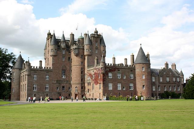 Scotland: Glamis Castle