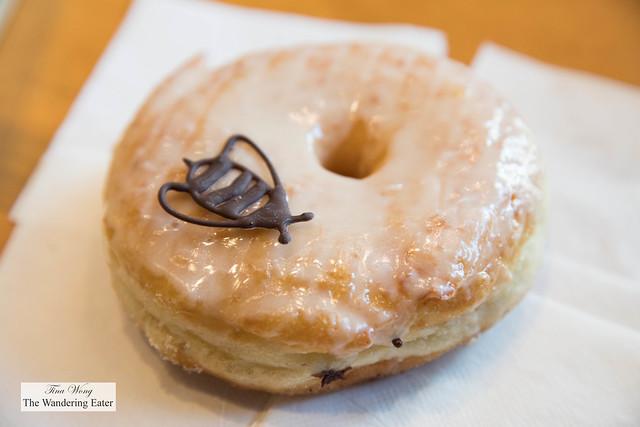 Rooftop Honey Glazed Doughnut