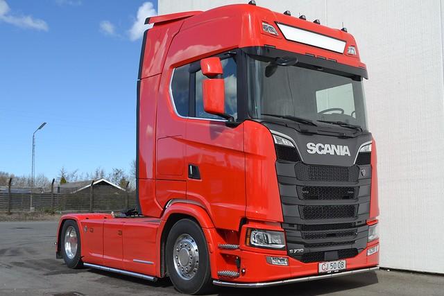 Scania S 730 V8 - CJ 50 08