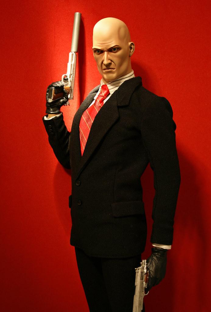 Agent 47 Premium Format Figure Sideshow Collectibles Flickr