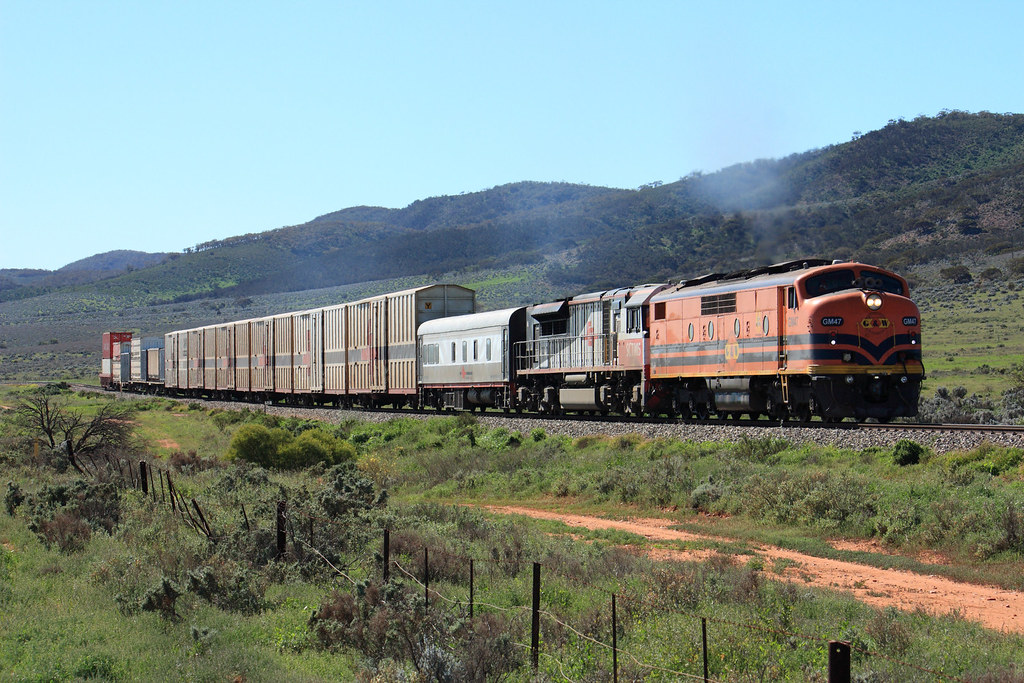 GM 47, SCT005 near Chinamens Creek by Malleeroute