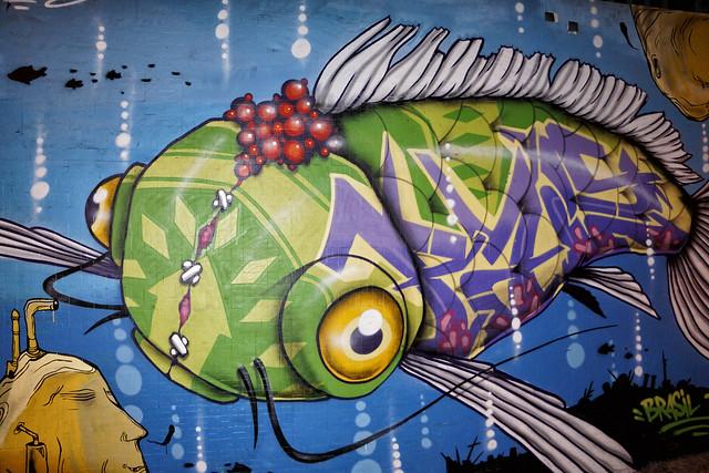 Graffiti III no Rio de Janeiro