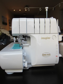 Babylock Imagine Serger | by Everyday Fray