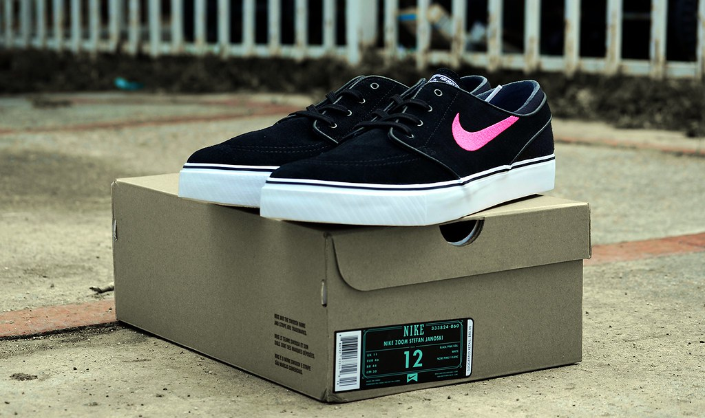 outlet boutique buy online wide range Nike Pink Foil Stefan Janoski | New Pick Up 12/6/2013 | Flickr