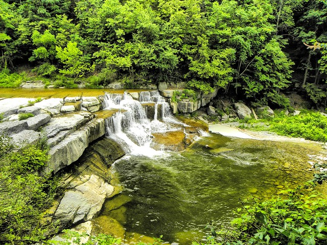 Taughannock State Park ~ Cataracts ~ Taughannock Falls ~ Ulysses NY