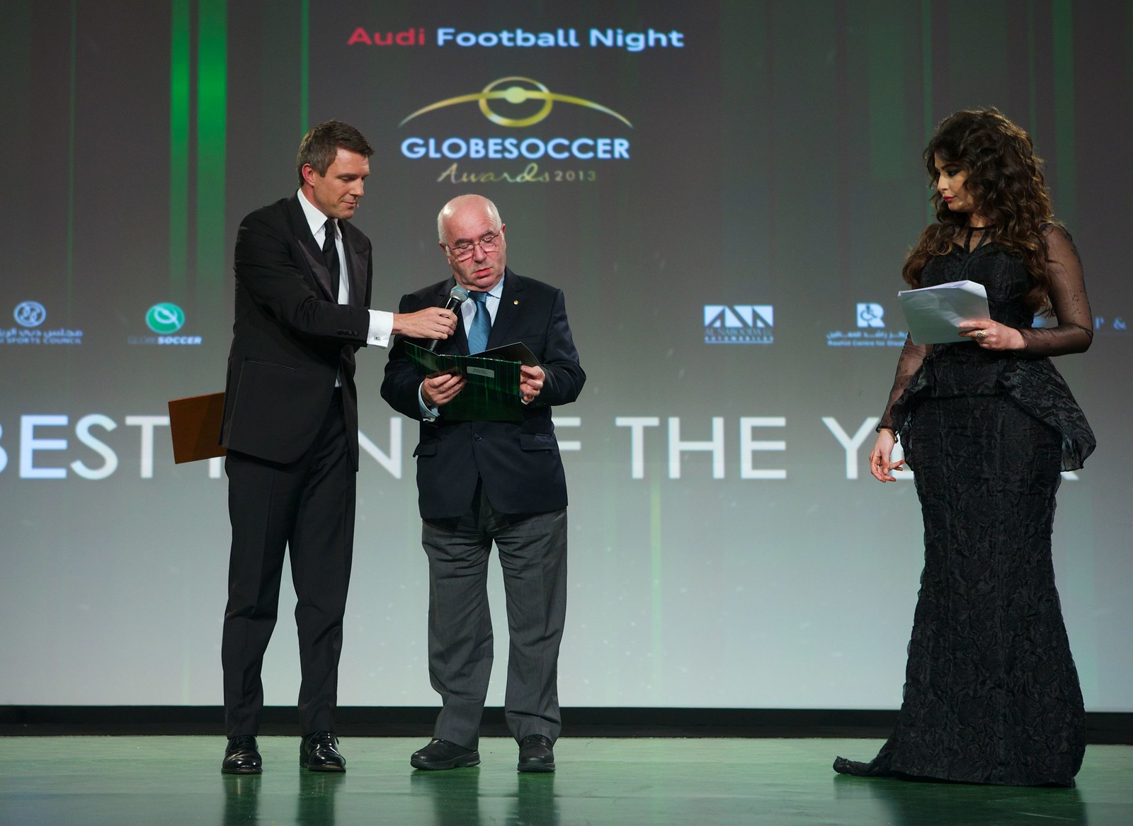 Globe Soccer Awards 166