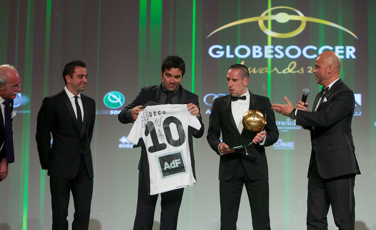Globe Soccer Awards 305