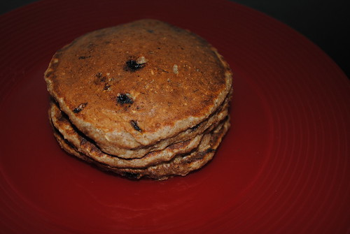 Gluten Free Chocolate Chip Banana Pancakes (2)