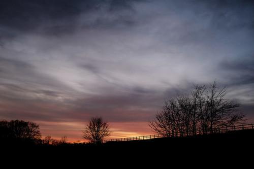 hoogledegits sunset day cloudy hooglede