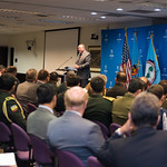 Vi, 04/07/2017 - 14:36 - On April 7, 2017, the William J. Perry Center for Hemispheric Defense Studies hosted a graduation for its Defense Policy and Complex Threats program in Lincoln Hall at Fort McNair in Washington, DC.