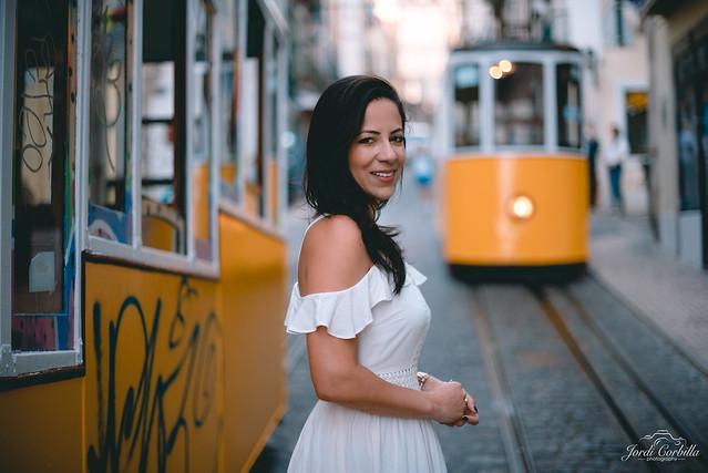 Brazilian in Lisbon.