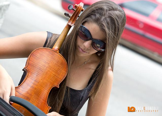 Un Bel Trio - Jennifer e il Violino