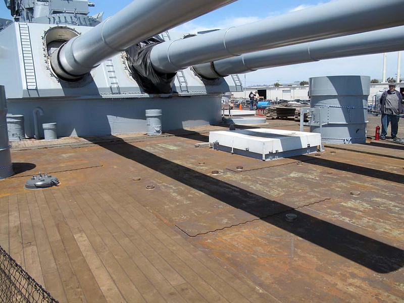 Die USS Iowa (10)