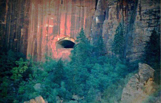 Zion National Park's ~ East Side ~ Utah ~ My 35mm Film Vintage