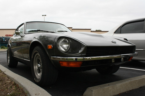 county city winter urban sports car japanese 1971 december view florida 1st fort north first front lee ft z 1970 1972 import generation 1973 datsun myers 535 fairlady 240z threequarter 2013 2seat supertacos worldcars pineislandrd