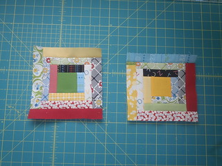 February block for Nora