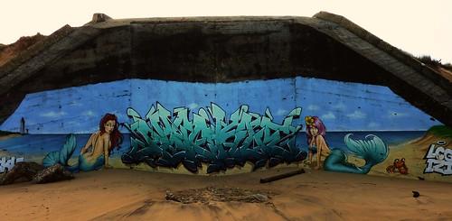 Ile de Ré, blockhaus conche des Baleines