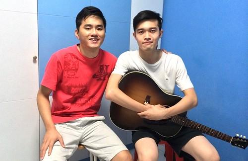 1 to 1 guitar lessons Singapore Tarol