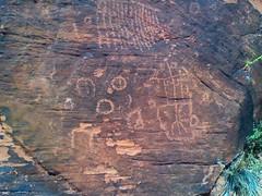 Anasazi petroglyphs 3