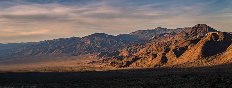 Saline Valley Evening