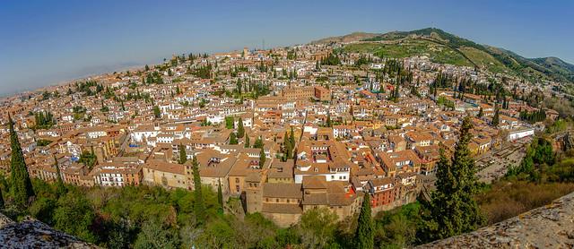 """""""Albaicin"""" Granada"""