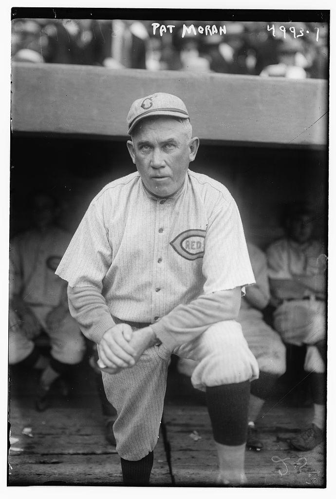 [Manager Pat Moran, Cincinnati NL (baseball)] (LOC)
