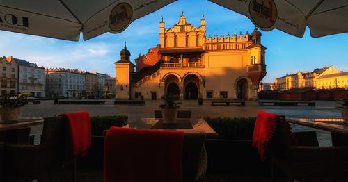 poland cafe krakow