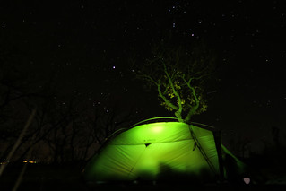 Stary night at Maslenica while camping | by najuste