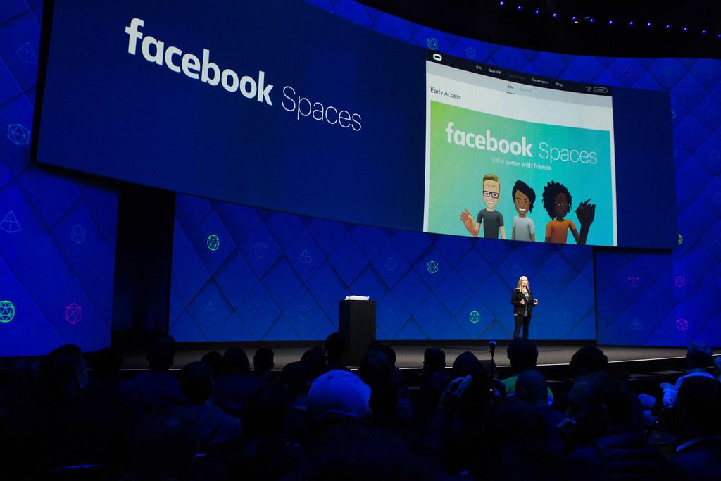 Facebook Spaces VR AR F8 Facebook Developer Conference | Flickr
