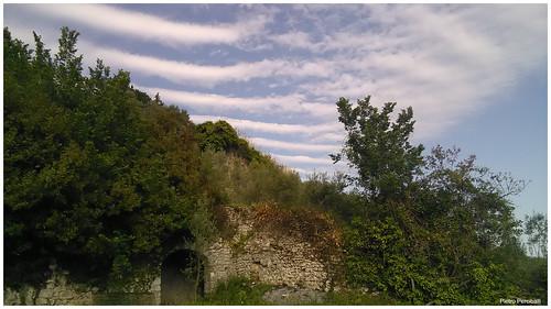 Righe e nuvole