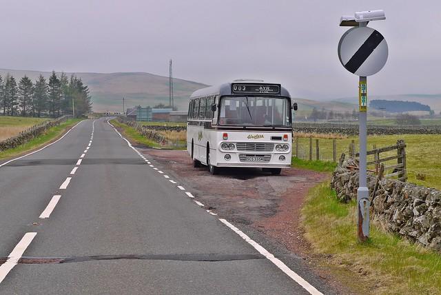 Western Scottish KL2466 (SCS335M)