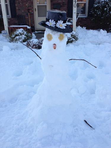 Snow person | by Average Jane