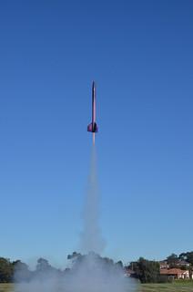 Zoe's Rocket | by Sascha Grant
