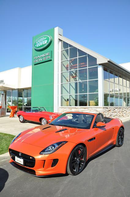 Jaguar F-Type Sport