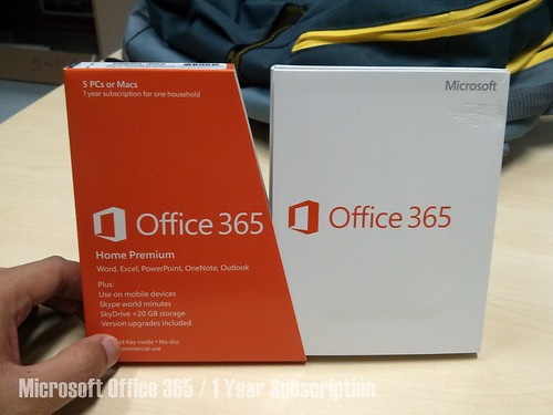 Unbox : Office 365 | by Poakpong