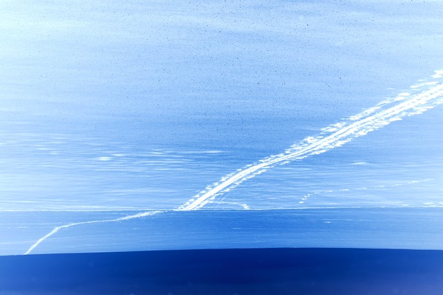 Path across the sky