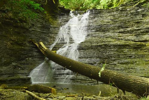 nature waterfalls milky nikond3300