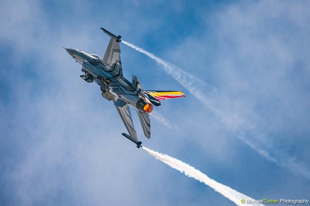 Belguim F-16
