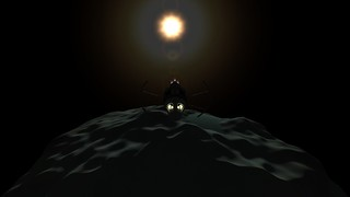 Poseidon 1 Over Minmus | by Second City Warehouse