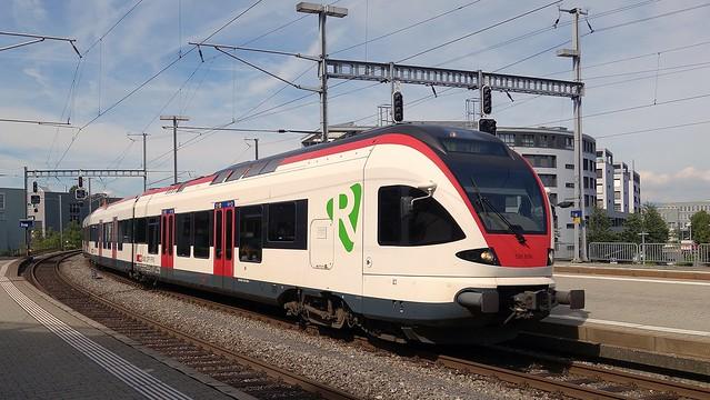 RABe 521 (ex Regio S-Bahn Basel) in Zug