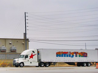 Amistad Carriers / Magico Logistics   by tnsamiam