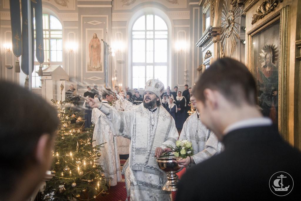 18 января 2017, Крещенский сочельник / 18 January 2017, Eve of the Theophany