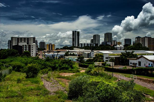 Darwin City