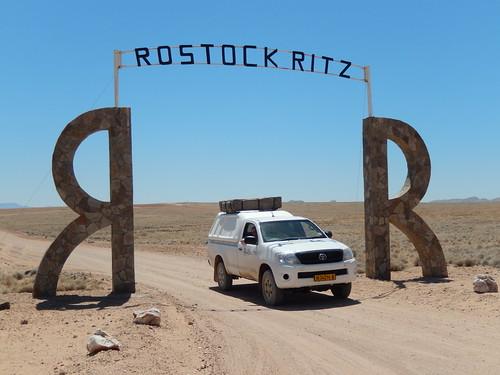Rostock Ritz - poort