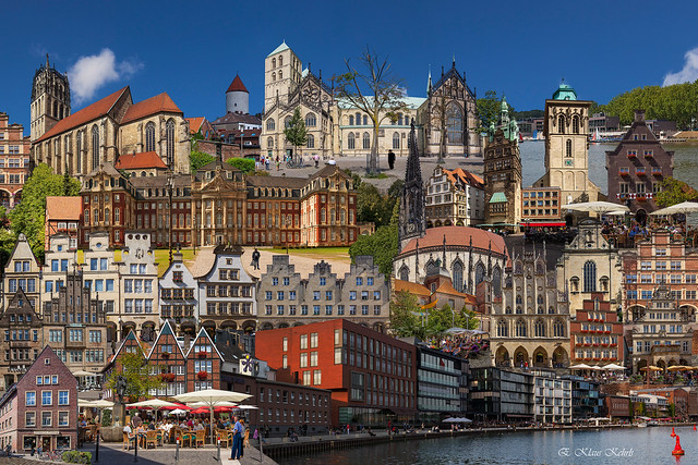 Collage Münster